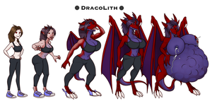 Dracolith by RiddleAugust
