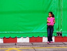 Bangkok girl, January 2009 by dpt56