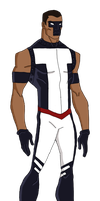 Justice Society Mister Terrific by jsenior
