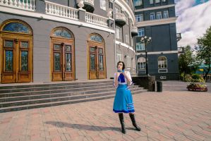Elizabeth  Bioshock Infinite by Fiora-solo-top