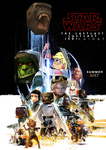 Star Wars: The Last Jedi Official Poster Leaked by alienhominid2000