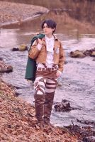 Rivaille by SolarisGallegos