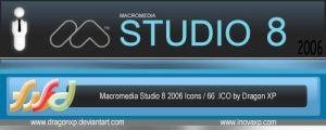 Macromedia Studio ICO by DragonXP