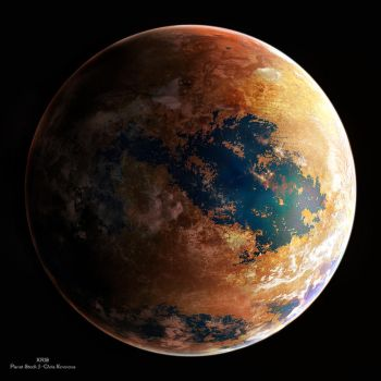 Planet Stock 5 by Bareck