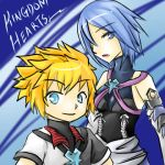 Kingdom hearts by christon-clivef