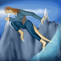 Psyionic Leap by dragonfire1000