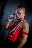 Vaas Montenegro by adenry