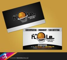 2DAHOLE Biz Card by AnotherBcreation