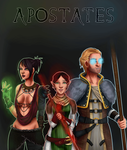 Dragon Age O/II: Apostates by NellyMonster