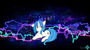 Vinyl Scratch Wallpaper 22 by JamesG2498