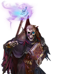 Wesnoth - Malin_ancient lich by LordBobOfWesnoth
