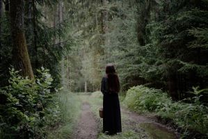 Follow me to the forest by Sarah--G