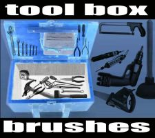 tool box brushes by gli