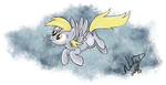 Derpy is magic by NadyaD