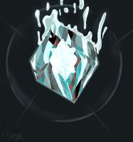 Water Crystal by MONSTA-E