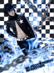 Black Rock Shooter Kaito by jettyguy