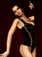 Sumptuous Pin Up by Afina79