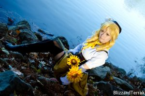 NCF12 - Tomoe Mami by BlizzardTerrak