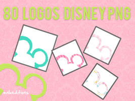 Pack de Logos Disney by malueditions