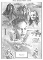 30 Years: One - Padme by RichardBurgess