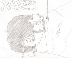 Raiders of the Lost Microchip by Volts48