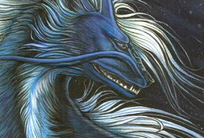 ACEO - Eloren by Seaff