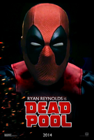 Deadpool Teaser Poster by Jo7a