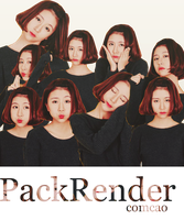 Pack Render 4 Quynh Anh Shyn Comcao by Comcao