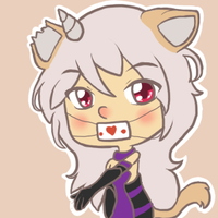 Lily-Anime: Commission 2 by moothequackingcow