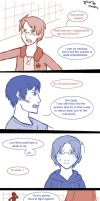 2P!Hetalia Comic strip by AuFigirl