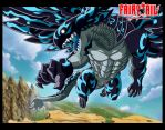 Fairy Tail 399 - Acnologia by Bejitsu
