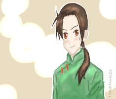 China (Hetalia) by ForeverNura123
