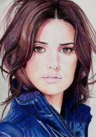 Penelope Cruz by Pevansy