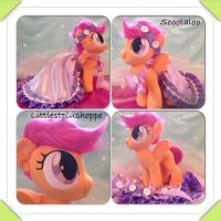 Scootaloo is complete by Littlestplushoppe