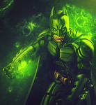Batman signature by ziv97
