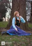 Frozen - Anna by Eli-Cosplay