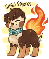 Shaw Smores by CloverCoin
