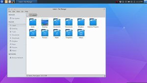 Current Desktop Xubuntu 14.04 by rstreeter