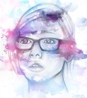 Color Vision by sixslow