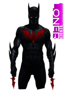 [Render]Batman Beyond: Batman by DamnPotatoes