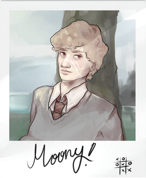 Moony by promittens