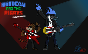 Mordecai and the Rigbys ReLoaded - By Miltonator by Miltonator