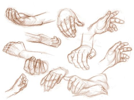 hands by anthonysarts