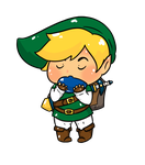 Chibi Link by Budgies