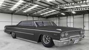 1963 Ford Galaxie by SamCurry