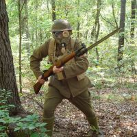WWI Doughboy by KrDoz