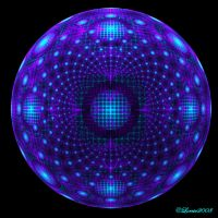 Woven Orb by Colliemom