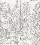 Halo 4 Armour by percabethisawesome