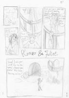 Romeo and Juliet page 1 by nivlliv123