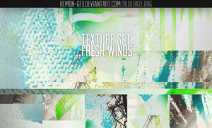 Texture Set 26 // Fresh Winds by remon-gfx